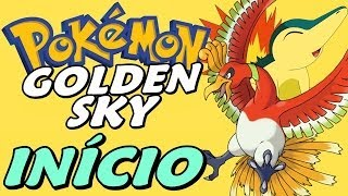 Pokémon Golden Sky - Hack para PC