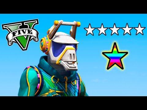 ¿Como conseguir la estrella de arcoiris en GTA 5? - Grand Theft Auto V Mods