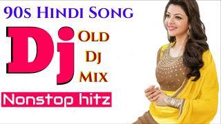 90s hindi dj song | Old hindi dj(Dholki mix) nonstop hit song | sold is gold dj