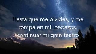 Luis Miguel - Hasta Que Me Olvides Letra