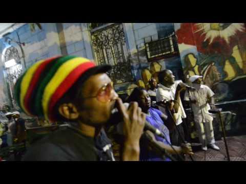 CASA DEL CARIBE PARTY AFRO CUBAN MUSIC 7-3-2016-Video A.Maxime 9500