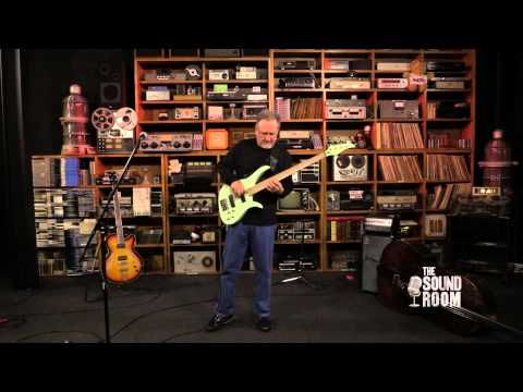The Sound Room featuring Brian Bromberg