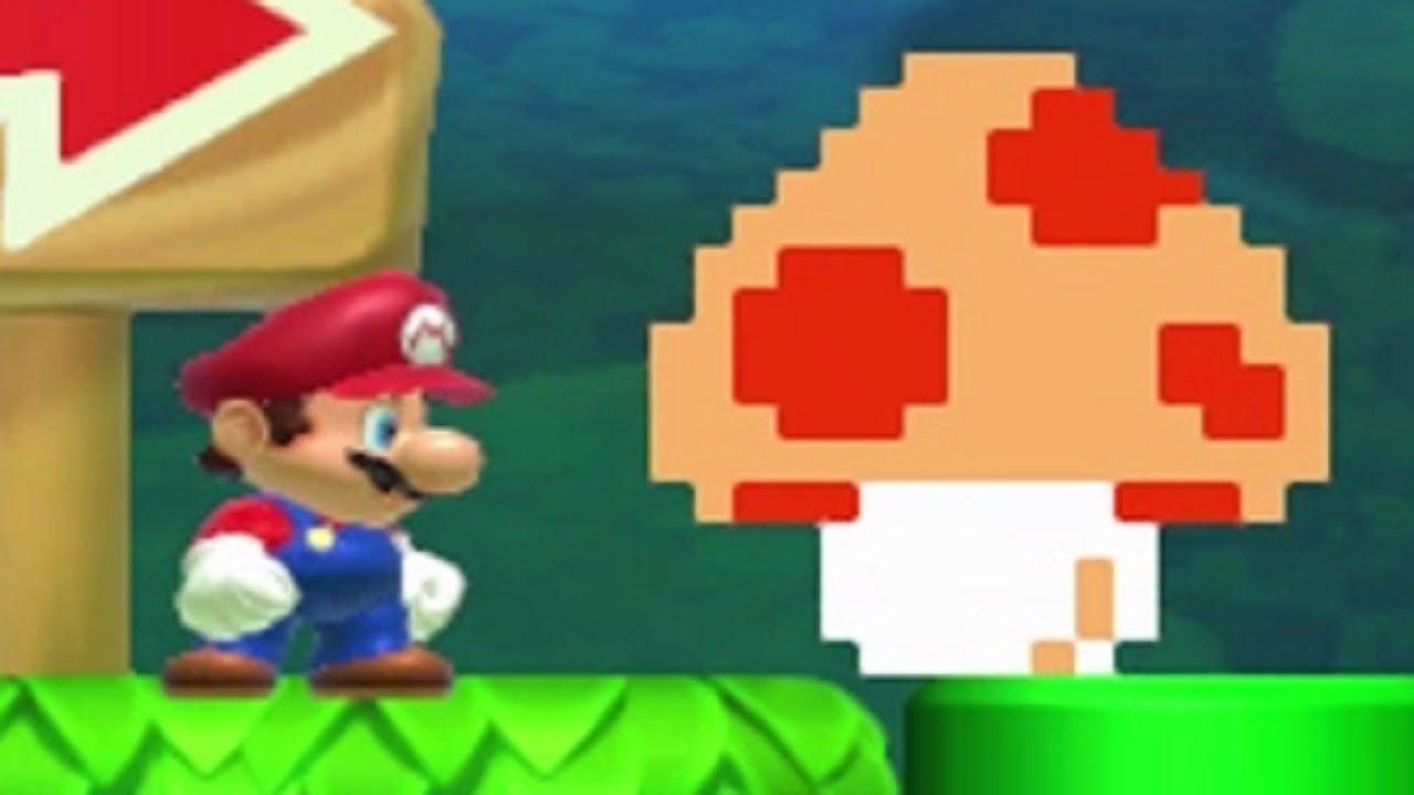 Super Mario Maker - 100 Mario Challenge #164 (Expert Difficulty) #1