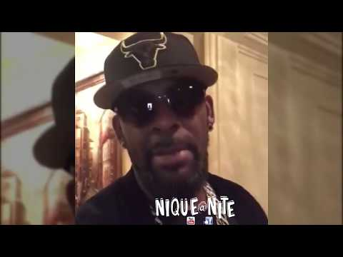 R kelly Was robbed by close friend.! Shows Empty House