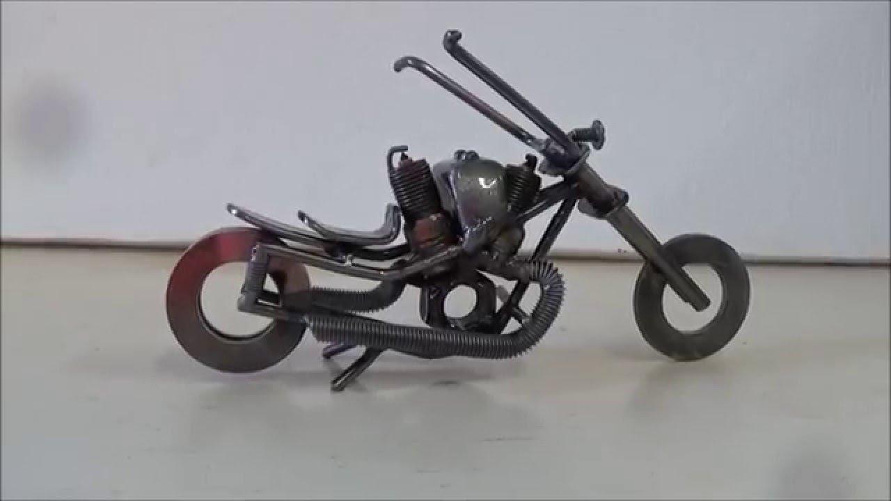 tig welder project steel model motorcycle youtube