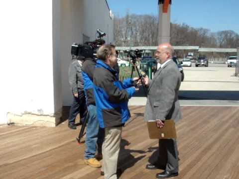 John Goff Interviewing Scott Donnelly