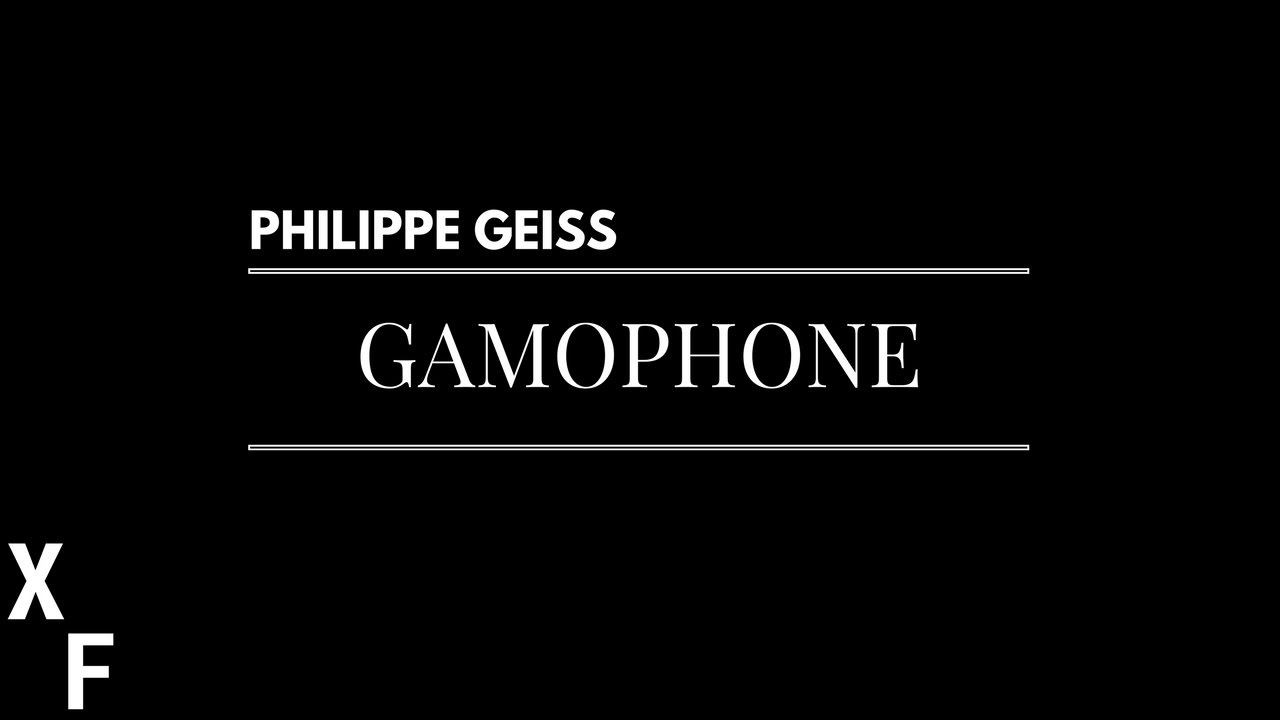 Download Gamophone by Philippe Geiss