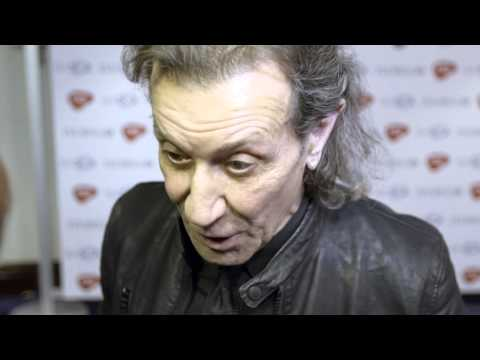 Albert Hammond interview - The Ivors 2015