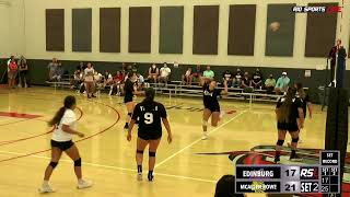 Venom Challenge Volleyball | Edinburg vs Mcallen Rowe | 6/27/21