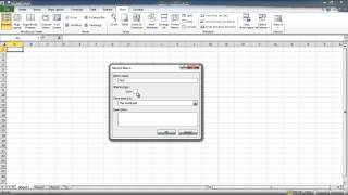 How to Create Excel Keyboard Shortcuts