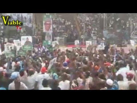 FULL VIDEO : Drama at Ogun APC Presidential Rally thumbnail