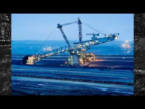 North Rhine-Westphalia Coal Mining Region