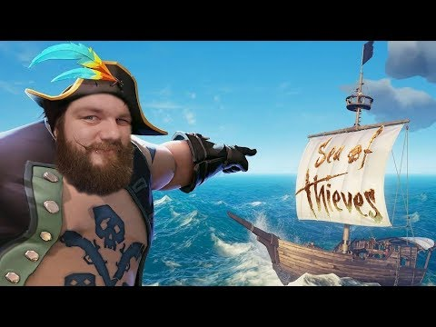 Sea Of Thieves - SOLO SUKAGE - Livestream w/Onscreen Chat