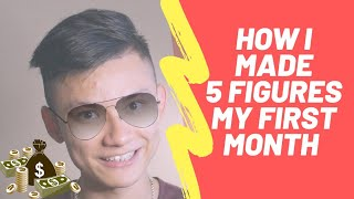HOW I earned 5 FIGURES in FINANCE | 2020 COVID-19 | MY STORY