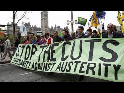 Recession and Austerity Good for the Rich