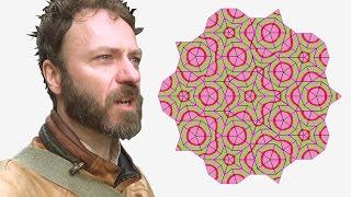Helsinki Maths Mystery - Penrose tiles