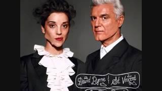 David Byrne & St.Vincent - The Forest Awakes
