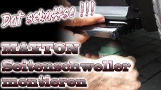 Gambar cover Golf 7 GTI Maxton Seitenschweller | Wie montieren ? | So baust DU sie an!