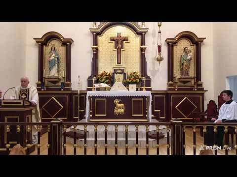 June 7, 2020 - Sunday Mass at Our Lady of Good Counsel, Verona, New York