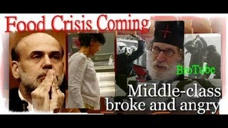 Collapse of the US Food    Supply System       The Coming Food Crisis?