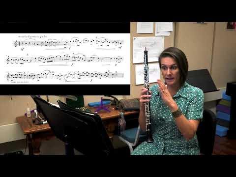 2018 GMEA All-State 9/10 Oboe - Lyrical Etude