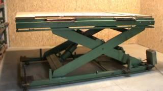 www.dmb-webstore - Table élévatrice hydraulique d'occasion thumbnail