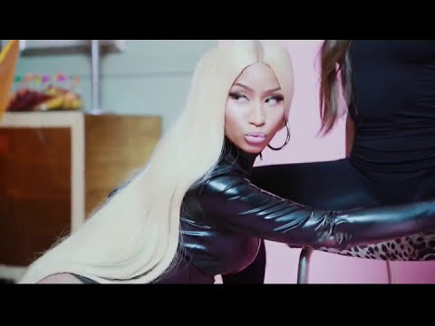 Nicki Minaj Behind The Scenes MINAJ A TROIS