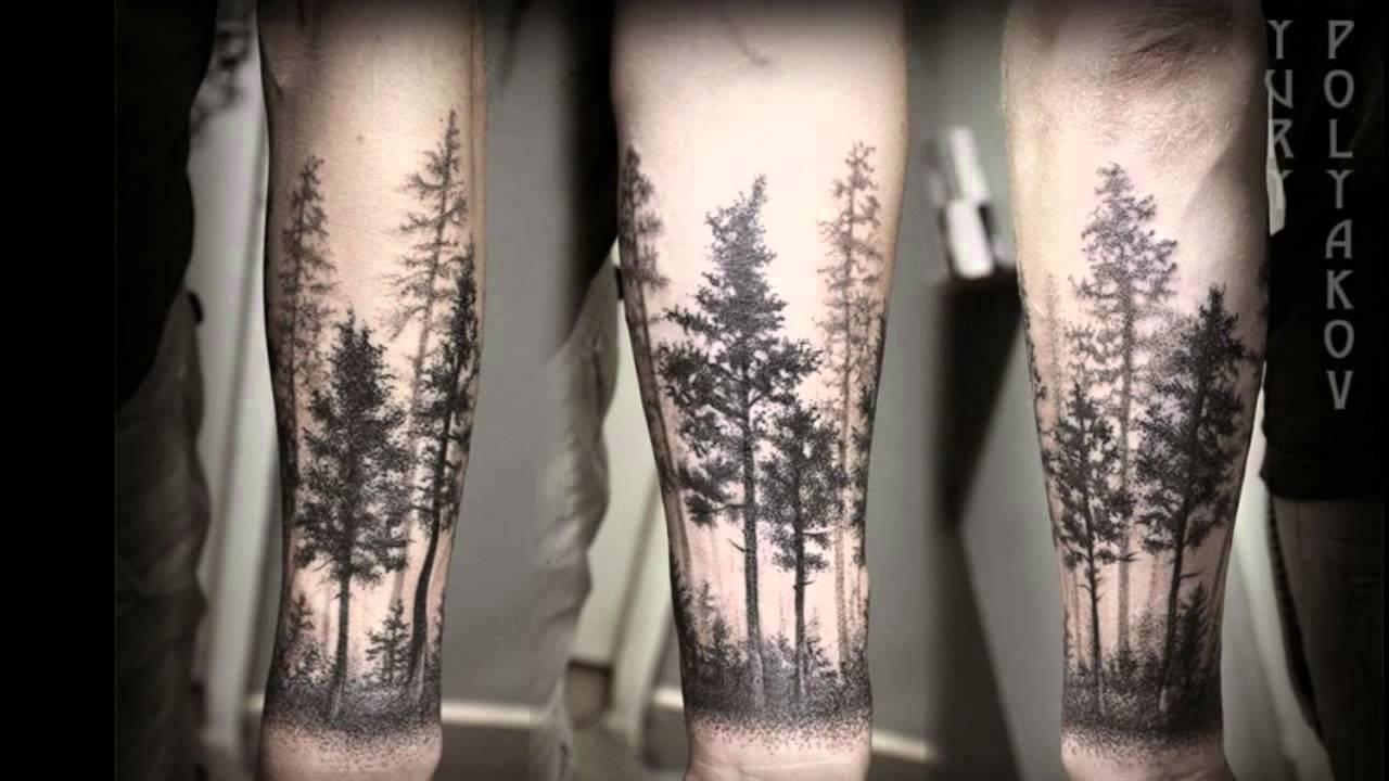 Tatuajes De árboles Youtube