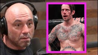 Joe Rogan on CM Punk Losing Again