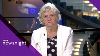 Ann Widdecombe: 'I stand by' slavery remarks - BBC Newsnight