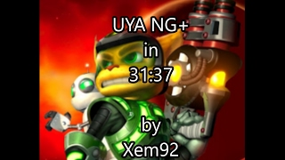 [World Record] Ratchet and Clank: Up Your Arsenal NG+ Speedrun in 31:37