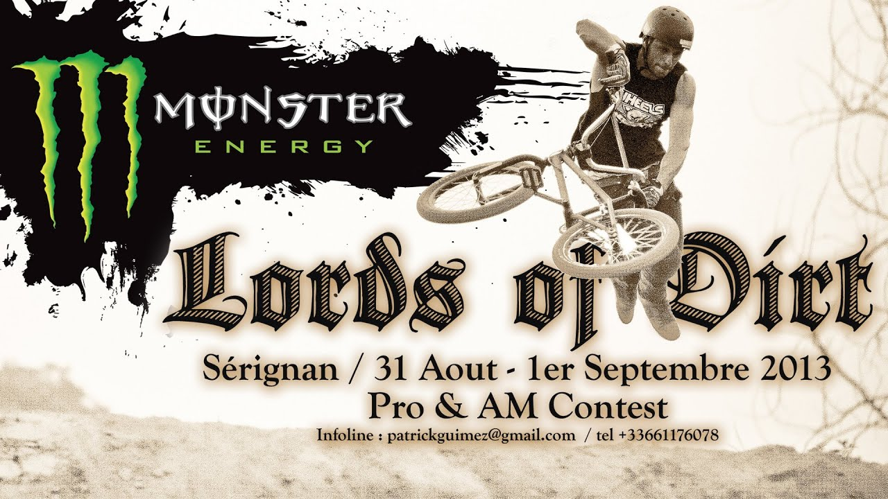 (BMX) LORDS OF DIRT 2013 Official