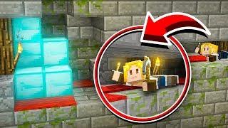 Скачать Passagem Secreta No Minecraft COM 1 BLOCO DE ALTURA Forever Mapa 3 02