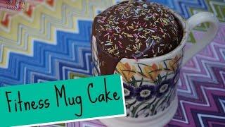 Fitness Mug Cake (Español)