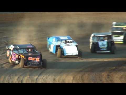 IMCA Sport Mod Heats Independence Motor Speedway 4/22/17