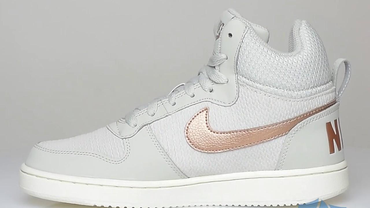 quality design d302c 9fb7d Nike Court Borough Premium Mid Women - Sportizmo