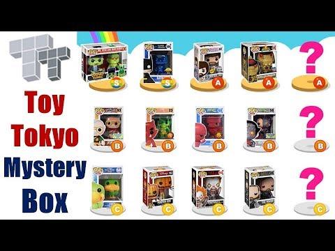 Toy Tokyo Mystery Box