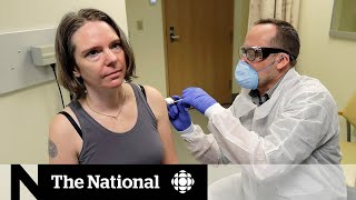 Half of Canadians would readily take COVID-19 vaccine: survey