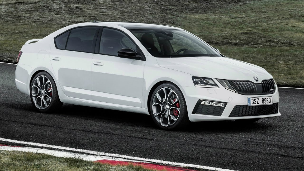 2017 skoda octavia rs awesome drive and design youtube. Black Bedroom Furniture Sets. Home Design Ideas