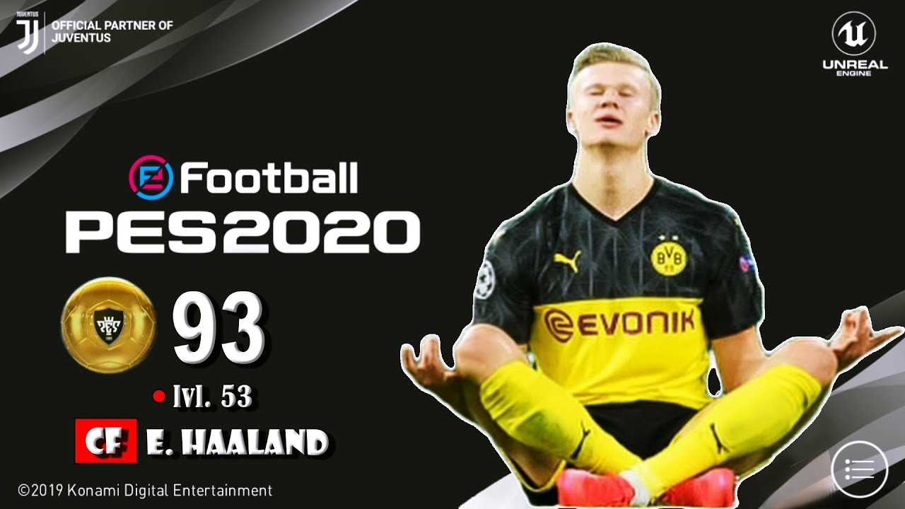Cheapest Way To Sign E Haaland In Pes2020 Magic Of Bvb Youtube