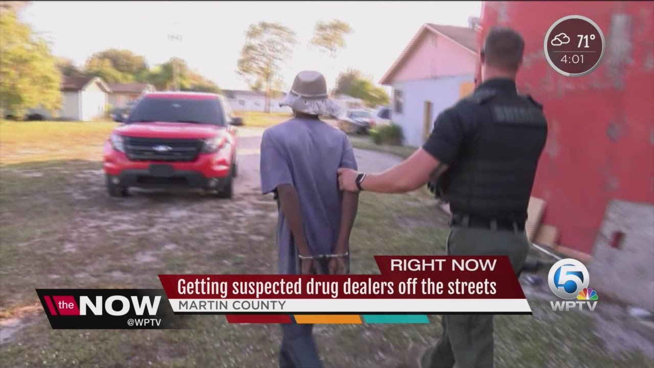 Sheriff's office announces several drug-related arrests in ...