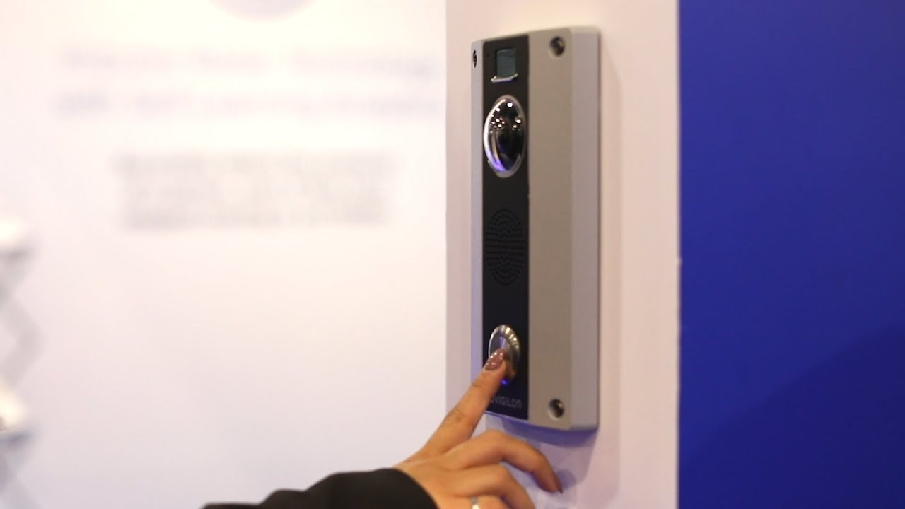 H4 Video Intercom | Secure Entrance Areas with Video Verification