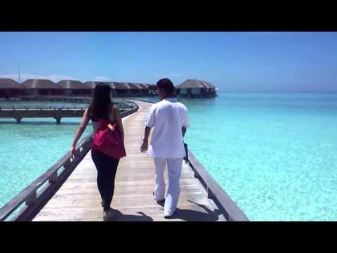 Maldives Honeymoon, Velassaru Water Villa