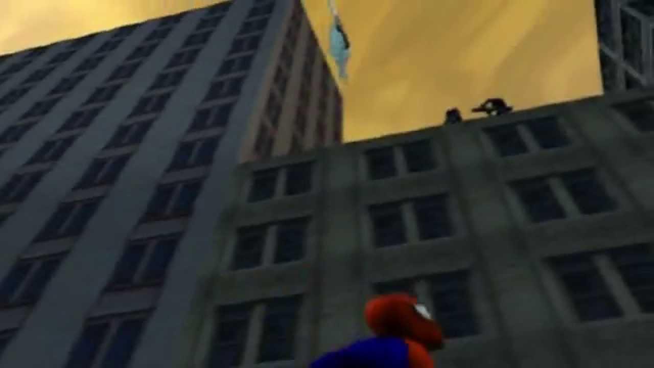 spider man 2 enter electro pre 911