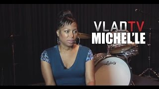 Michel'le: I'm Not in NWA Biopic Because I Was Just Beat on GF