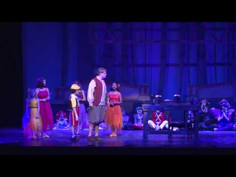 """Tuscaloosa Children's Theatre presents """"My Son Pinocchio Jr."""" - """"Since I Gave My Heart Away"""""""