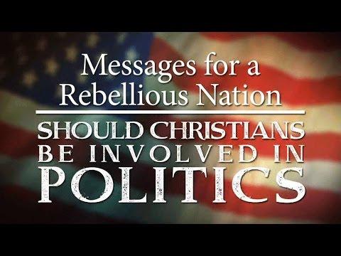 Tim Wildmon on Christians in Politics