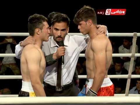 Fight for peace in 3Sport TV 2016 Kabul Afghanistan  part 005