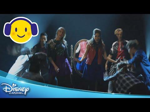 Descendants | Rotten To The Core (lyrics) | Disney Channel NL