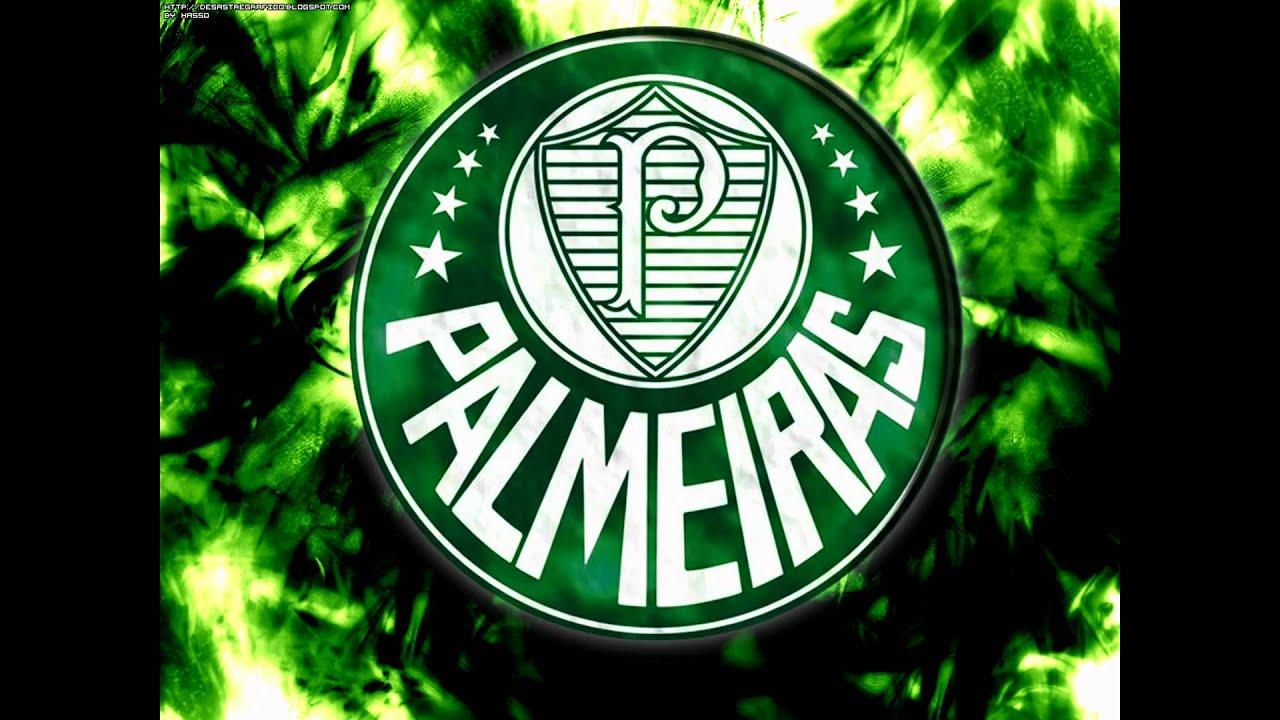 Hino Do Palmeiras Quase Completo Rede Globo YouTube